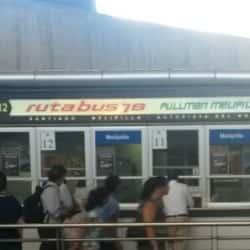 Buses Ruta Bus 78 - Terminal San Borja en Santiago