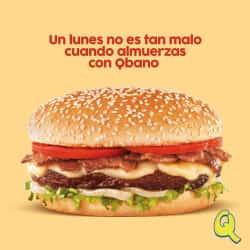 Sándwich Qbano Bulevar Niza en Bogotá