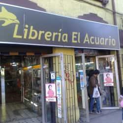 Librería El Acuario en Santiago