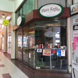 Platz Kaffee  en Santiago