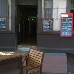 Riggo's Bar en Santiago