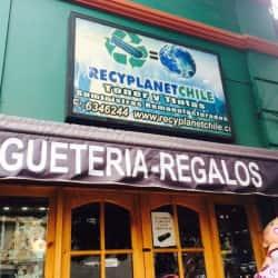 Imprenta Recyplanet  en Santiago