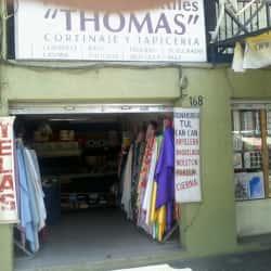 Productos Textiles Thomas en Santiago