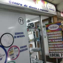Publigráfica Express en Santiago