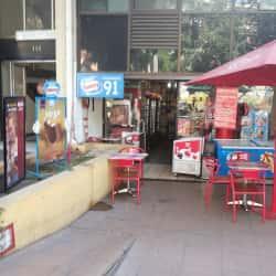 Minimarket 91 en Santiago