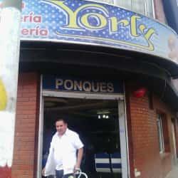 Panadería Yorly Pan en Bogotá
