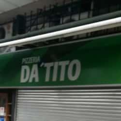 Pizzeria Da´Tito en Santiago