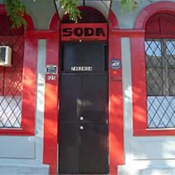Discotheque SodaClub en Santiago