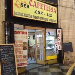 Cafeteria Luk - Ser en Santiago