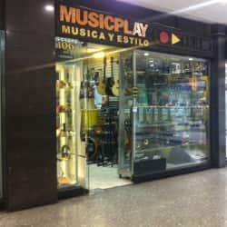 Music Play  en Santiago
