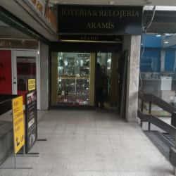 Joyeria y Relojeria Aramis en Santiago
