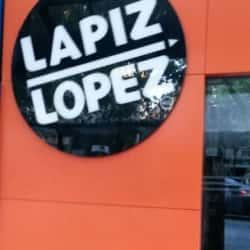 Lapiz Lopez en Santiago