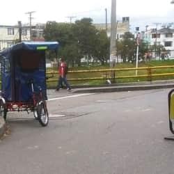 Bici Taxi # 24 en Bogotá