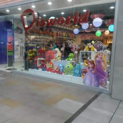 Disworld - Mall Plaza Sur en Santiago