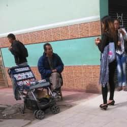 Puesto Ambulante Don Pedro en Bogotá