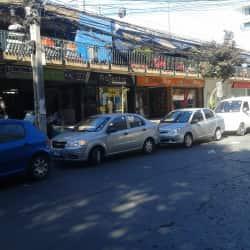 Paseo San Jorge en Santiago