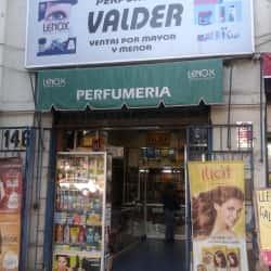 Perfumeria Valder  en Santiago