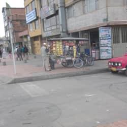 Punto Ambulante Papas y Mas Carrera 75B en Bogotá