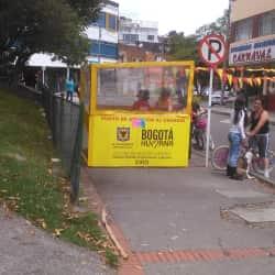 Punto de Atención al Usuario Ciclovia Calle 17 Sur en Bogotá