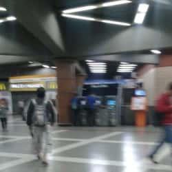 Cajero Automático - Banco de Chile, Metro Cal y Canto en Santiago