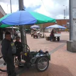 Tinto y Aromática Calle 17 Sur con 30  en Bogotá