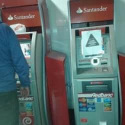 Cajero Automático - Banco Santander/Tobalaba Nº 13949 en Santiago