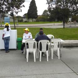 Zona de Juegos Calle 26 con 40  en Bogotá