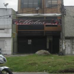 Club Midas Exotic en Bogotá