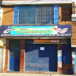 Autoservicio Compremos Más en Bogotá