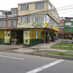 El Gran Cerosiete en Bogotá