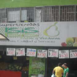Supertiendas ISS en Bogotá
