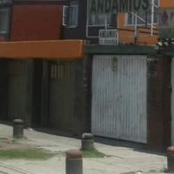 Andamios Avenida Boyacá  en Bogotá