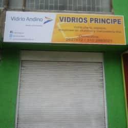 Vidrios Príncipe en Bogotá