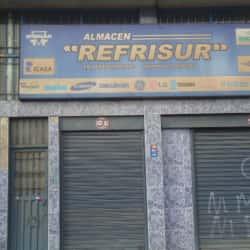 Almacén Refrisur en Bogotá