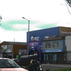AKT TVS # 3 en Bogotá