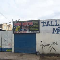Taller y Motolavado Vero Motos en Bogotá