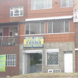Taller Carjco en Bogotá