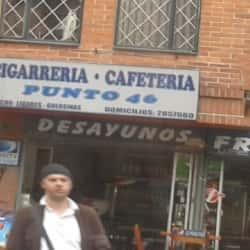 Cigarrería Punto 46 en Bogotá