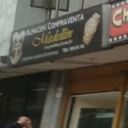 Almacén Compraventa Medellín en Bogotá