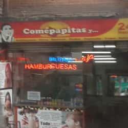 Comepapitas  en Bogotá