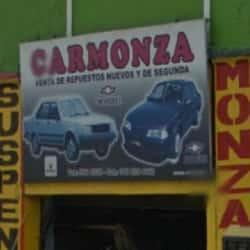 Carmonza en Bogotá