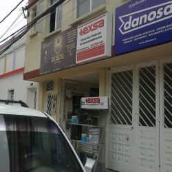 Distribuidora danosa en Bogotá