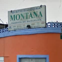 Distribuidora Montana en Bogotá