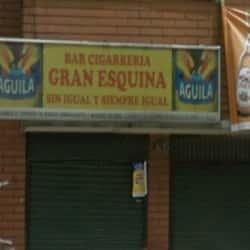 Bar Cigarrería Gran Esquina en Bogotá