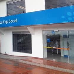 Banco Caja Social BCSC Quinta Paredes en Bogotá