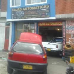Cajas Automáticas Global en Bogotá