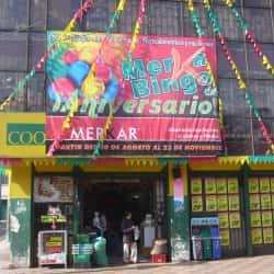 Cooratiendas El Aguinaldo en Bogotá
