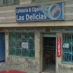 Cafetería y Cigarrería Las Delicias en Bogotá