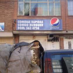 Comidas Rápidas Congo Burguer  en Bogotá