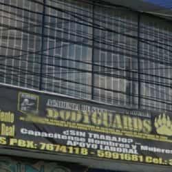 Academia de Seguridad Body Guards en Bogotá